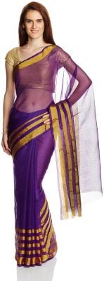 Parchayee Checkered Fashion Kota Sari