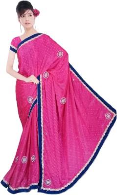 Jannat Embellished Bollywood Silk Sari