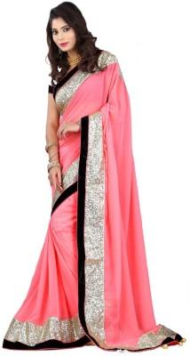 Sarees Rinkesh Embriodered Fashion Chiffon Sari