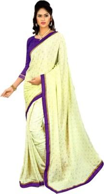 Varlaxmi Printed Fashion Synthetic Sari