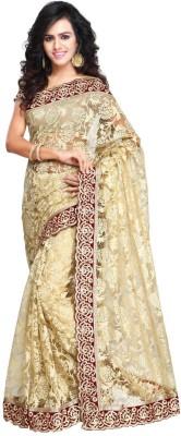 Aruna Sarees Embriodered Bollywood Net Sari