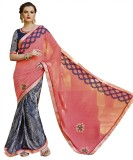 Patiala House Printed, Embroidered Fashi...