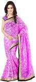 Aruna Sarees Floral Print Fashion Handlo...