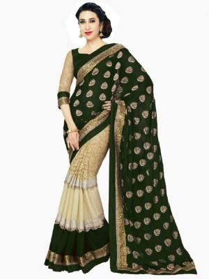 PRN Printed Bollywood Chiffon Sari
