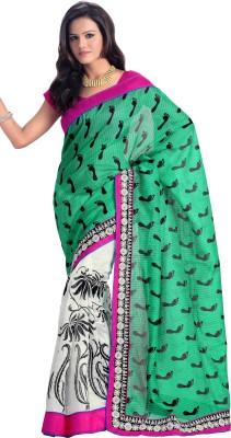 Prafful Printed Fashion Georgette Sari