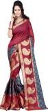 Deal Fashion Printed Fashion Banarasi Si...