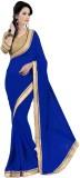 Kamelasaree Embriodered Fashion Chiffon ...
