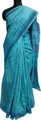 Rujula Self Design, Hand Painted Fashion Chanderi Sari