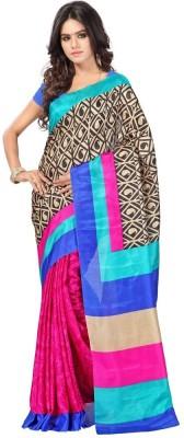 Shyam Fab Self Design Fashion Silk Sari