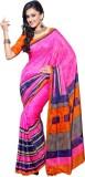 Nistulaa Striped Bhagalpuri Handloom Sil...