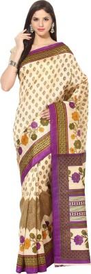 Fostelo Self Design Daily Wear Cotton Sari