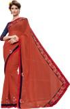 Shri Narayan Fashions Solid Fashion Synt...