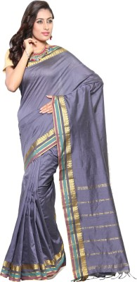 Urban village Self Design Dharmavaram Polycotton Sari