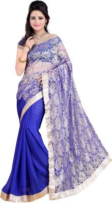 KumarSarees Printed Fashion Georgette Sari