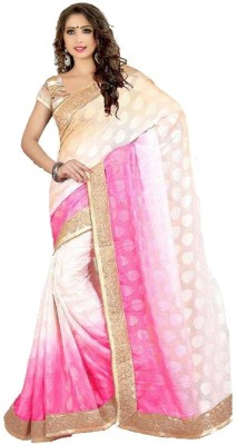 soni fashions Printed Bollywood Georgette Sari