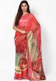 Hautewagon Printed Fashion Handloom Chif...