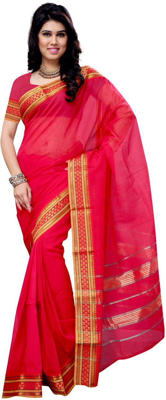 Flipkart - Sarees & Dress Materials  Minimum 80% Off