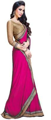 Pakiza Design Embriodered Fashion Chiffon Sari