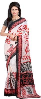 Sanskriti Designer Printed Fashion Georgette Sari
