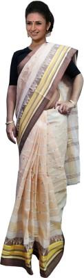 Mithila Woven Tant Cotton Sari
