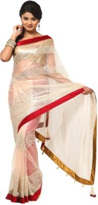 Gavari Fab Printed Bollywood Net Sari