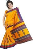 Varni Fashion Floral Print Assam Silk Ar...