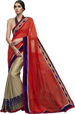 Sahiba Embellished Fashion Georgette Sari