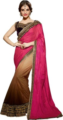 Reema Khandelwal Embriodered Bollywood Net Sari