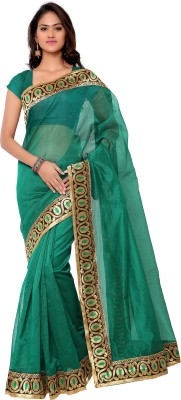 Sarvagny Clothing Self Design Fashion Art Silk Sari