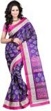 Aks Worldshop Printed Bhagalpuri Khadi S...
