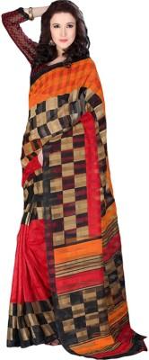 Roopleela Printed Bollywood Cotton Sari