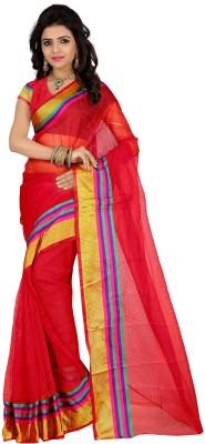 Gopalvilla Printed Daily Wear Tissue Silk Sari