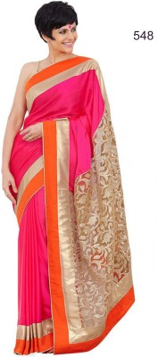 Avasarfashion Embellished Bollywood Chiffon Sari