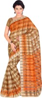 Shree Vaishnavi Printed, Self Design Bollywood Handloom Cotton, Brasso Sari best price on Flipkart @ Rs. 645