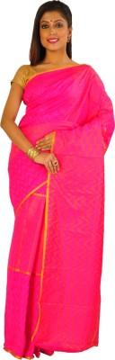 Teeforme Self Design Arani Pattu Silk Sari