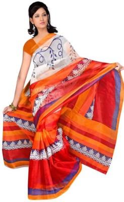 PP Unique Creations Printed Fashion Kota Sari