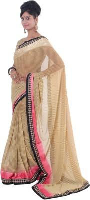 Vikrant Collections Printed Fashion Pure Georgette Sari
