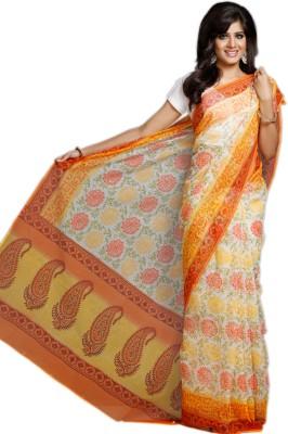 Aapno Rajasthan Printed Cotton Sari