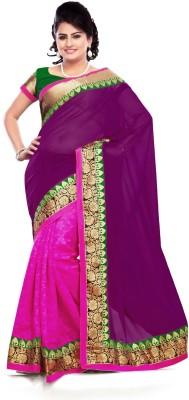 Dancing Girl Embriodered Bollywood Velvet Sari
