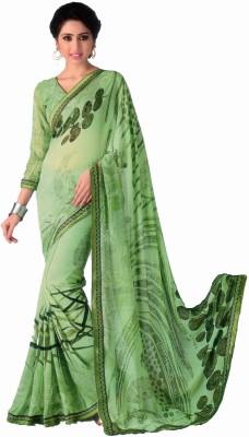 Shilpkar Self Design Fashion Synthetic Sari