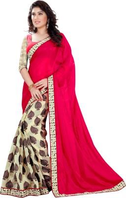 Prafful Embriodered Fashion Georgette Sari