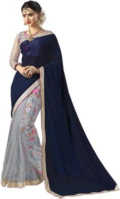 Sai Fashion Printed Fashion Georgette Sari