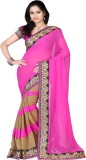 Sanju Sarees Embroidered Fashion Georget...
