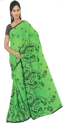 MANSHI FASHION Printed Fashion Kota Cotton Sari
