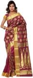 Lovely Look Printed Daily Wear Art Silk ...