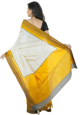 Shree Saree Kunj Solid Bollywood Art Silk Sari