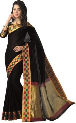 Design Villa Plain Chettinadu Cotton Sari