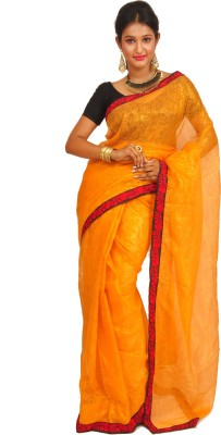 Anamika Collection Self Design Fashion Handloom Kota Cotton Sari