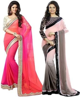 K.C Sari Women's  Combo