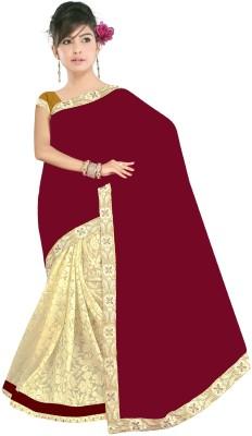 K3 Self Design Bollywood Georgette Sari